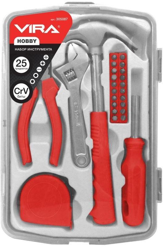 Набор инструментов Vira Hobby (305087) пассатижи vira 397017