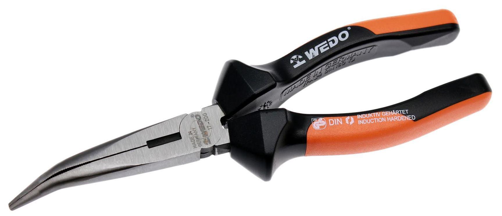 Утконосы Wedo 17-200/30r9 длинногубцы 200 мм центроинструмент 0432