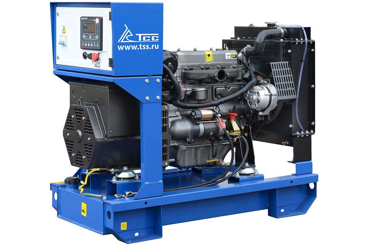 Дизельный генератор ТСС АД-10С-Т400-1РМ11 14926 бензиновый генератор firman rd8910e1
