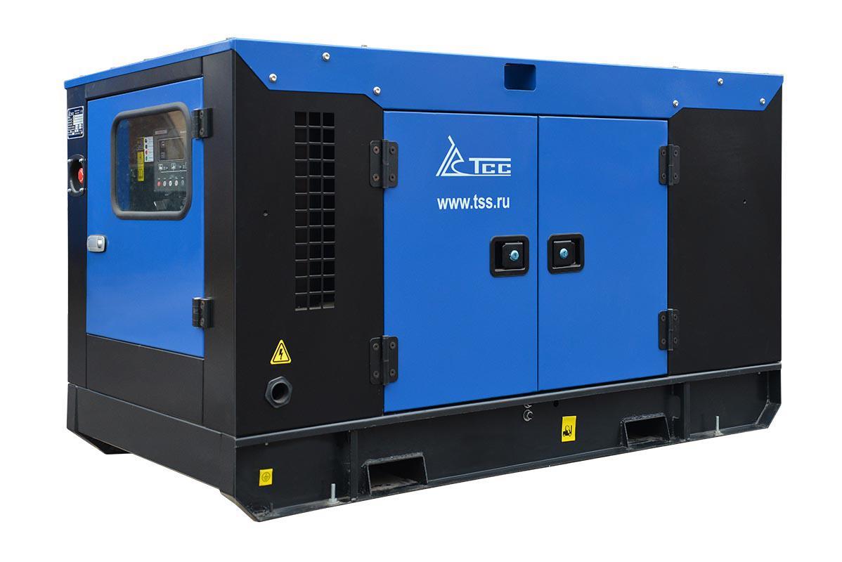 Дизельный генератор ТСС АД-12С-Т400-1РКМ13 111892