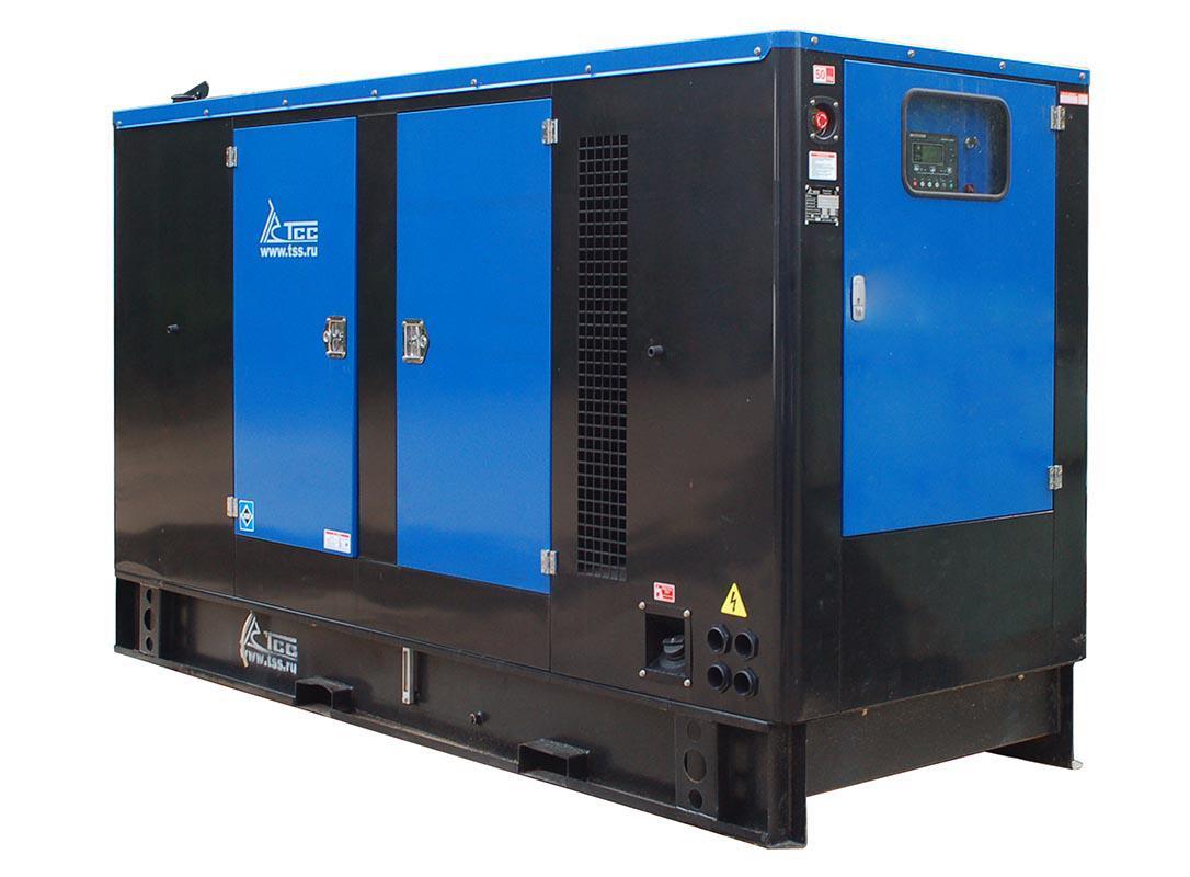 Дизельный генератор ТСС АД-150С-Т400-1РКМ11 4726