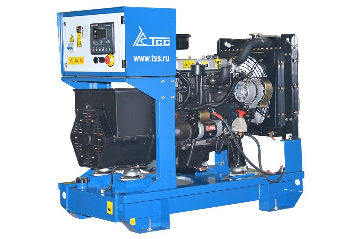 Дизельный генератор ТСС АД-16С-Т400-1РМ11 14928 бензиновый генератор firman rd8910e1