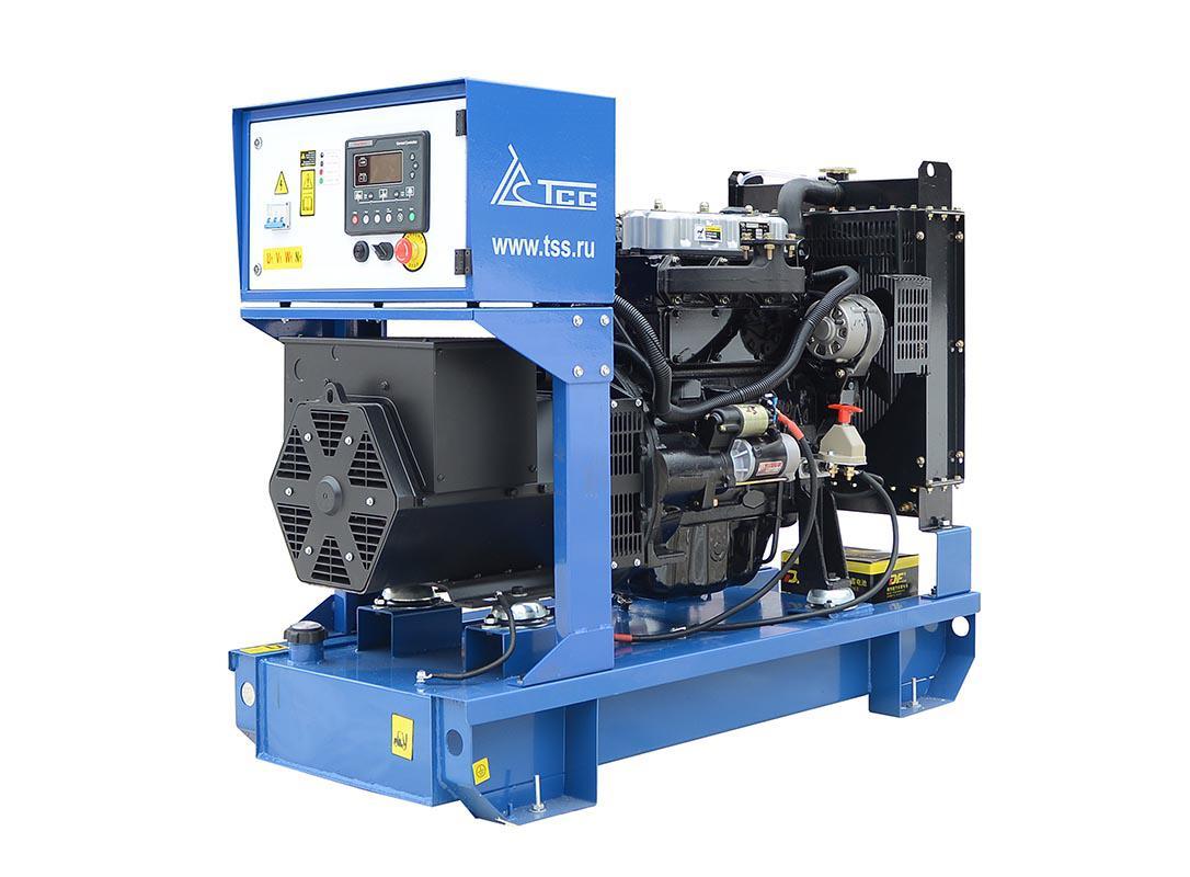 Дизельный генератор ТСС АД-16С-230-1РМ10 10196 дизельный генератор тсс ад 20с т400 1рм10 6419