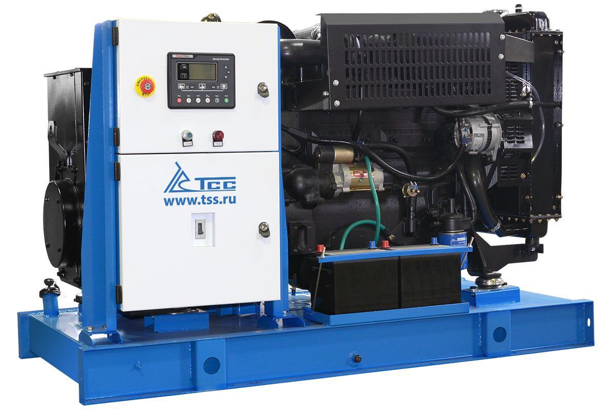 Дизельный генератор ТСС АД-40С-Т400-1РМ19 10818