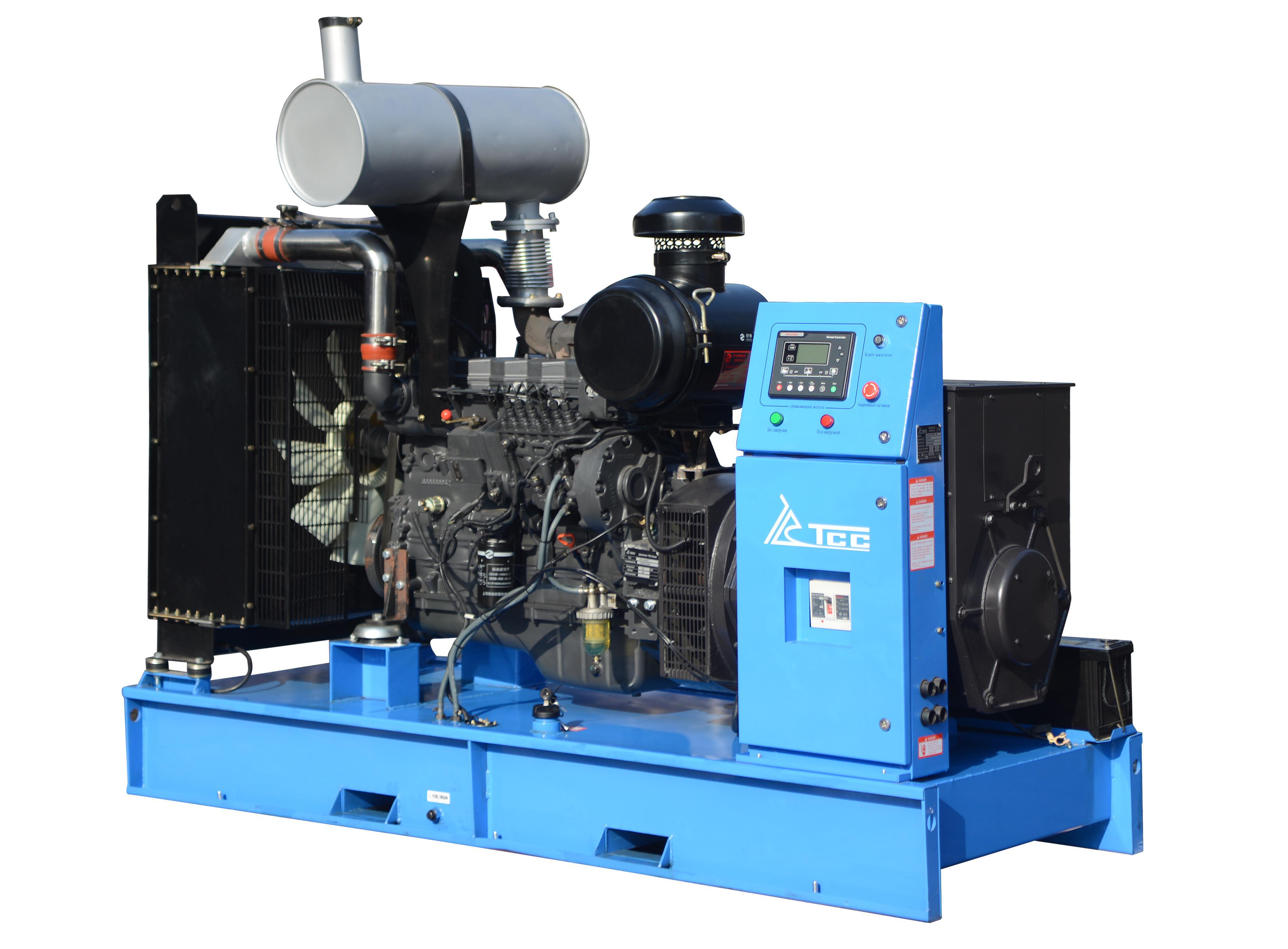 Дизельный генератор ТСС АД-100С-Т400-1РМ5 5451