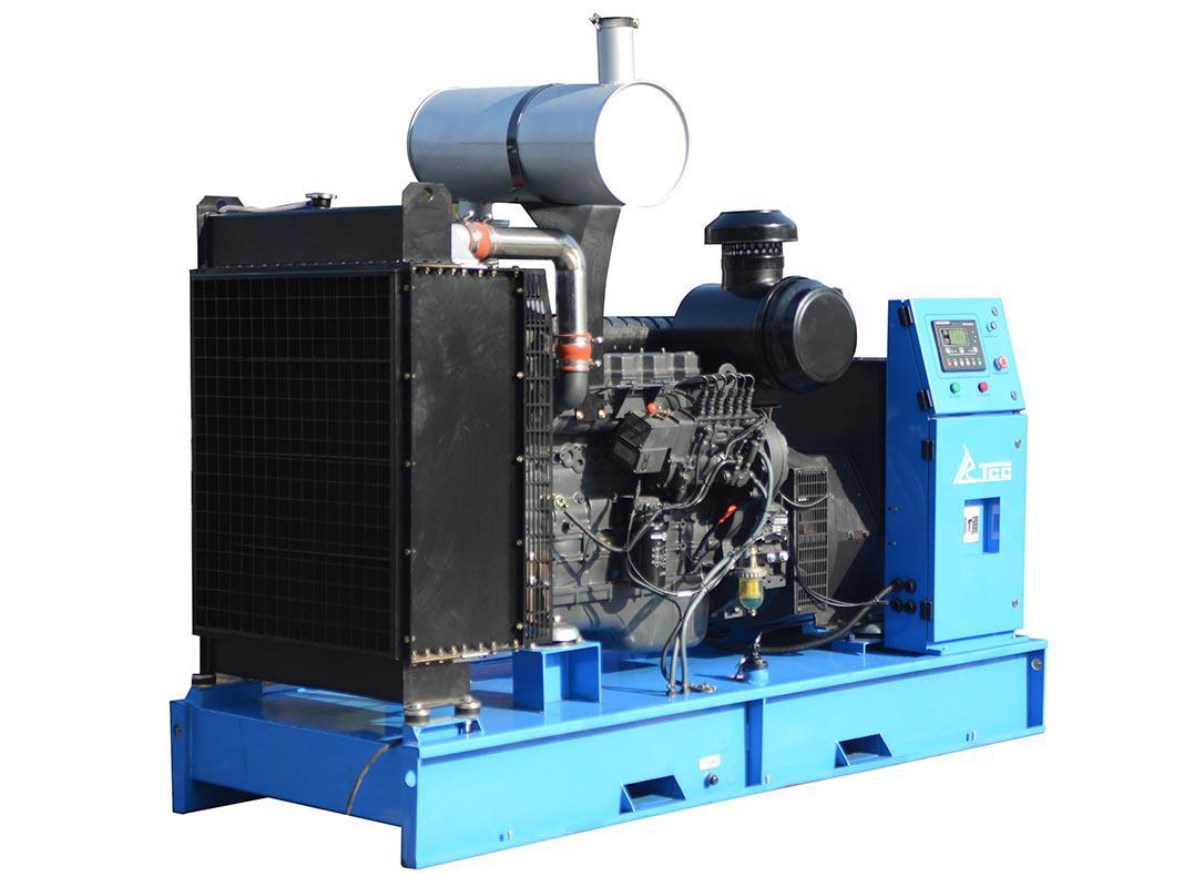 Дизельный генератор ТСС АД-120С-Т400-1РМ5 13854