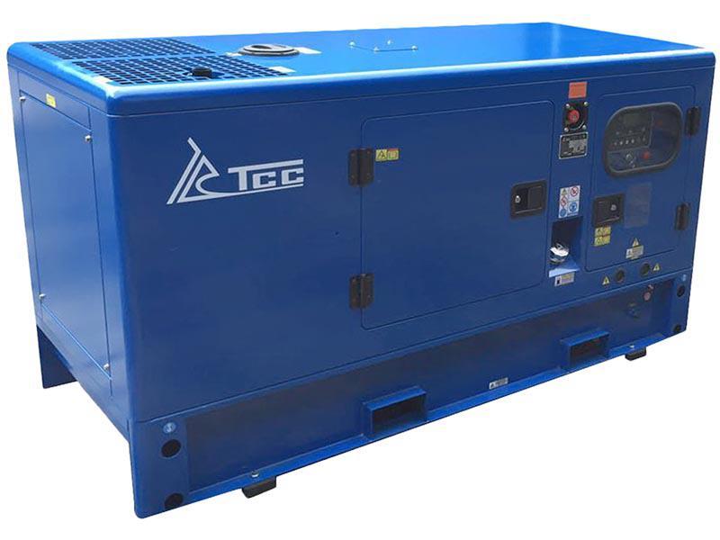 Дизельный генератор ТСС АД-16С-Т400-1РКМ5 17076 дизельный генератор тсс ад 200с т400 1ркм5 1011