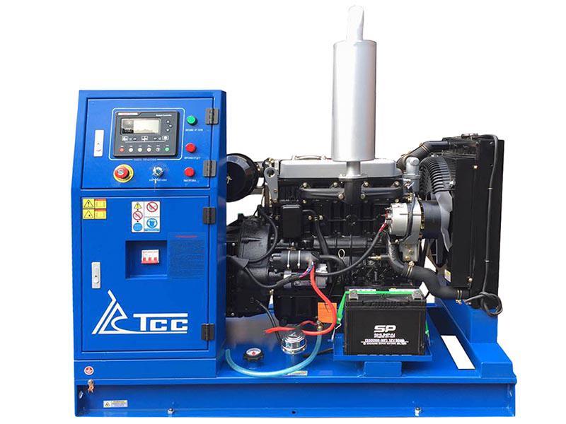 Дизельный генератор ТСС АД-16С-Т400-1РМ5 10336 дождеватель truper t 10336