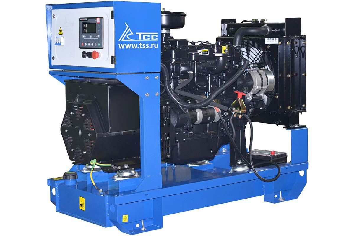 Дизельный генератор ТСС АД-18С-Т400-1РМ7 14981 бензиновый генератор firman rd8910e1