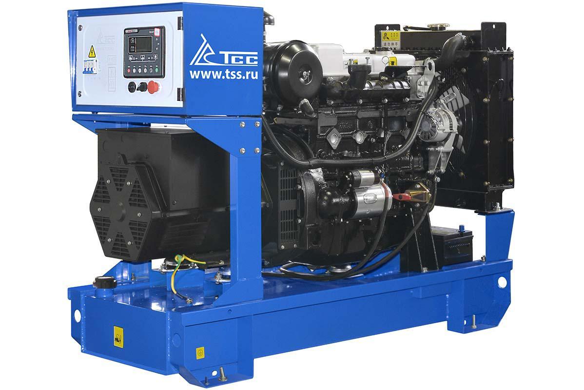 Дизельный генератор ТСС АД-30С-Т400-1РМ7 14985