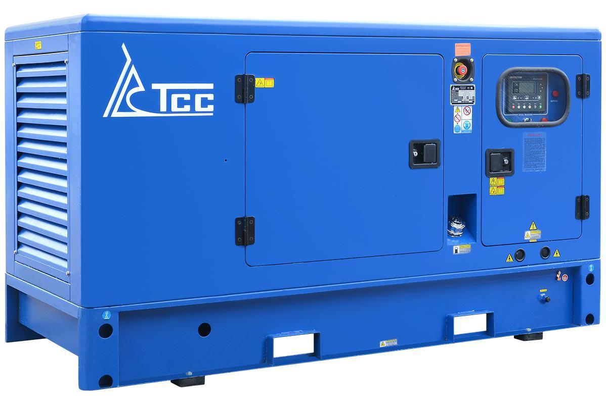 Дизельный генератор ТСС АД-36С-Т400-1РКМ5 5049 дизельный генератор тсс ад 200с т400 1ркм5 1011