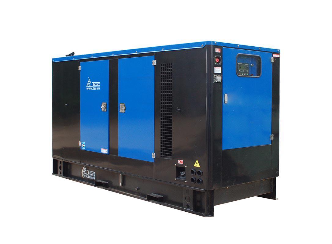 Дизельный генератор ТСС АД-45С-Т400-1РКМ5 1217 дизельный генератор тсс ад 200с т400 1ркм5 1011