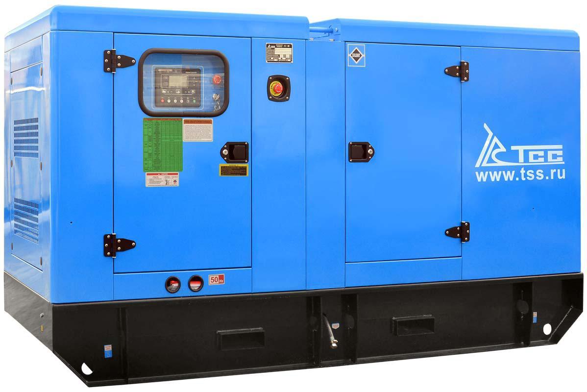 Дизельный генератор ТСС АД-80С-Т400-1РКМ5 13851 дизельный генератор тсс ад 200с т400 1ркм5 1011