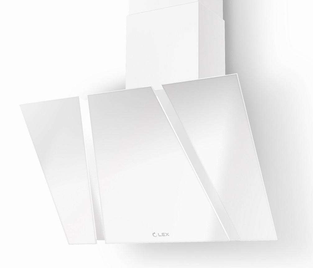 Вытяжка Lex Ori 600 white lex milano 90 white