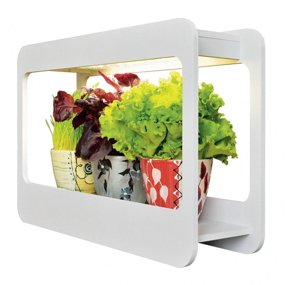 Светильник для растений Uniel Ult-p30-15w/spfs ip40 white датчик gidrolock wsr white