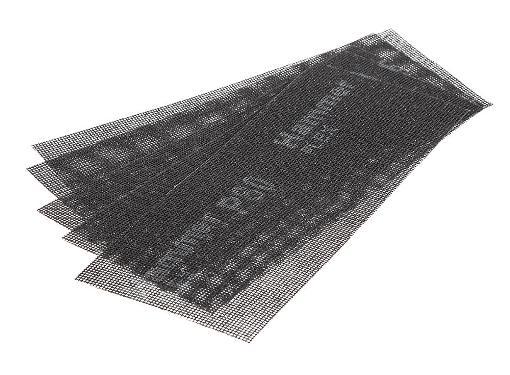 Абразивная сетка HAMMER 242-003, 115х280мм, P80, (5шт.)