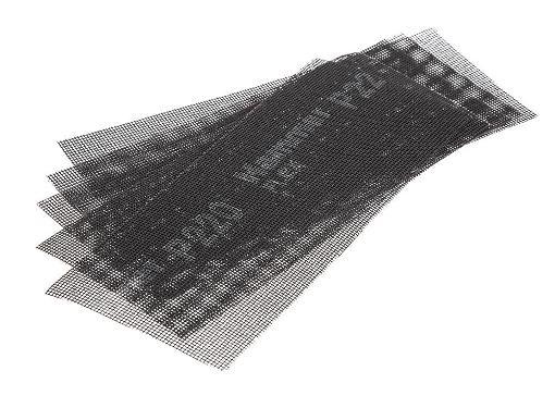 Абразивная сетка HAMMER 242-009 115х280мм, P220 (5шт.)