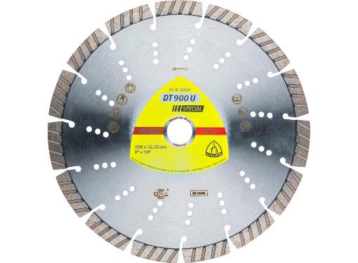 Круг алмазный KLINGSPOR (DT 900 B SPECIAL) Ф230х22мм по бетону