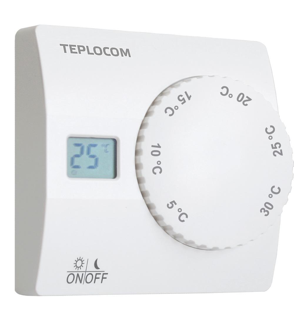 Термостат Teplocom Ts-2aa/8a