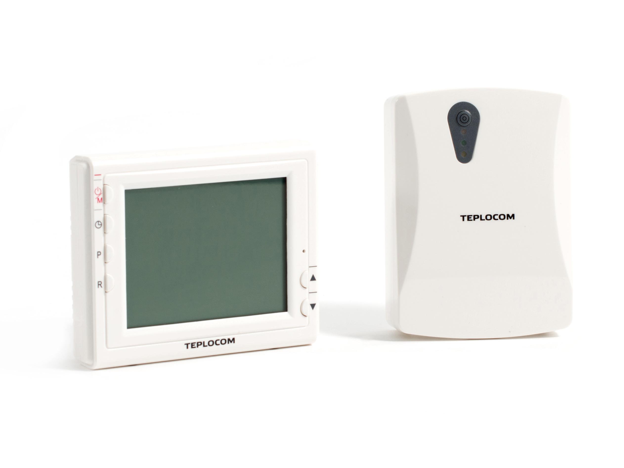 Термостат Teplocom Ts-prog-2aa/3a-rf
