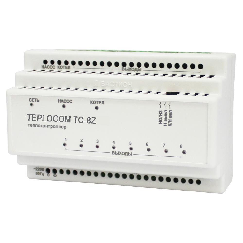 Купить Термостат Teplocom Tc-8z