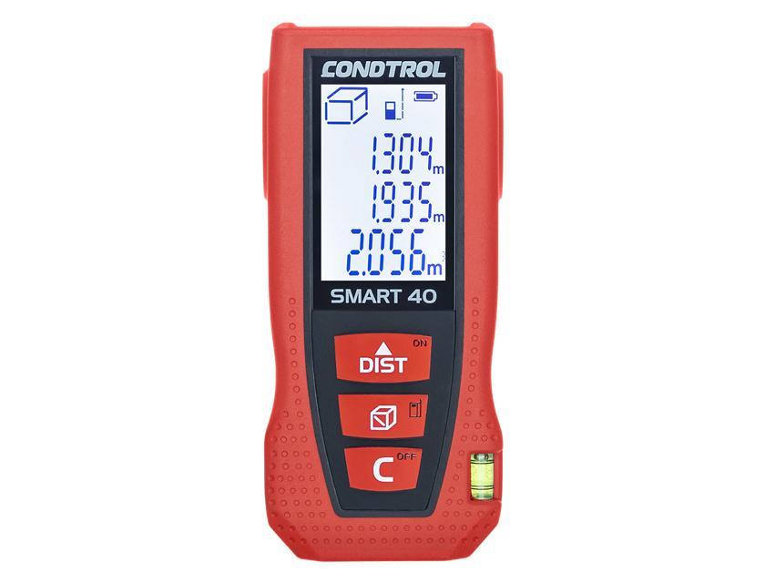 Дальномер Condtrol Smart 40 набор condtrol уровень unix360 green pro дальномер smart 20