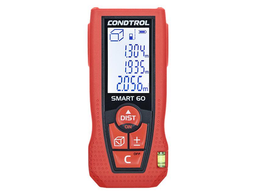 Дальномер Condtrol Smart 60 набор condtrol уровень unix360 green pro дальномер smart 20