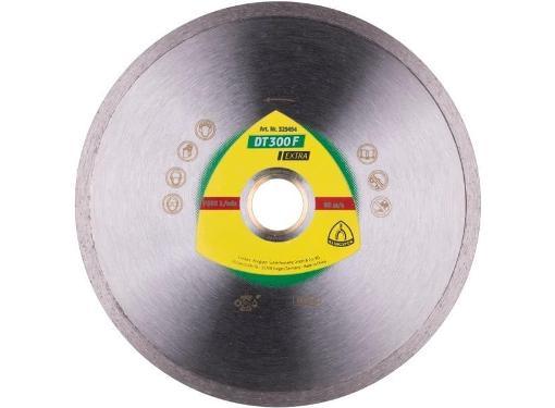 Круг алмазный KLINGSPOR DT 300 F EXTRA Ф200х25.4мм по керамике
