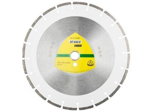 Круг алмазный KLINGSPOR DT 300 U EXTRA Ф350х25.4мм по бетону