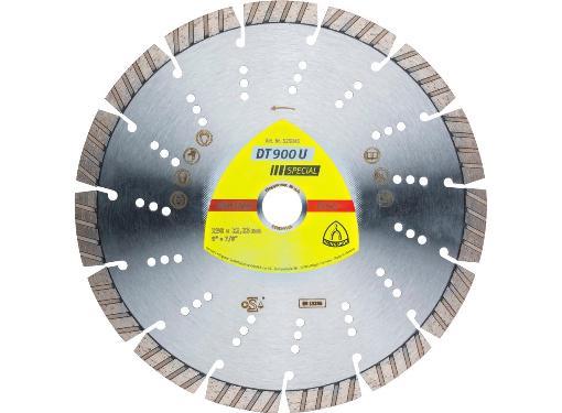Круг алмазный KLINGSPOR DT 900 U SPECIAL Ф230х22мм по бетону