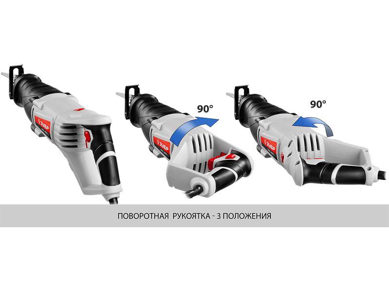 Ножовка ЗУБР ЗПС-850 Э