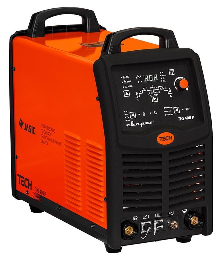 Инвертор СВАРОГ Tig 400 p tech (w322) сварочный аппарат сварог pro tig 200 p dsp w212