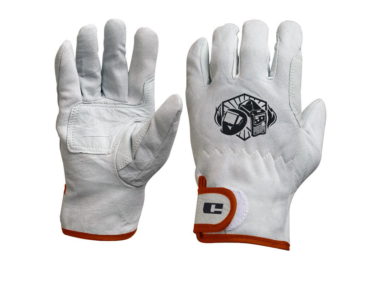 Купить Перчатки СВАРОГ ПР-38 (por-38), Китай, белый