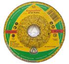 Круг зачистной KLINGSPOR 125х6х22мм C24N упак.10шт