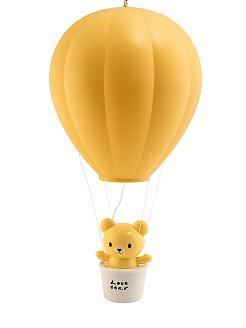 Ночник ЛЮЧИЯ 101 Воздушный шар желтый