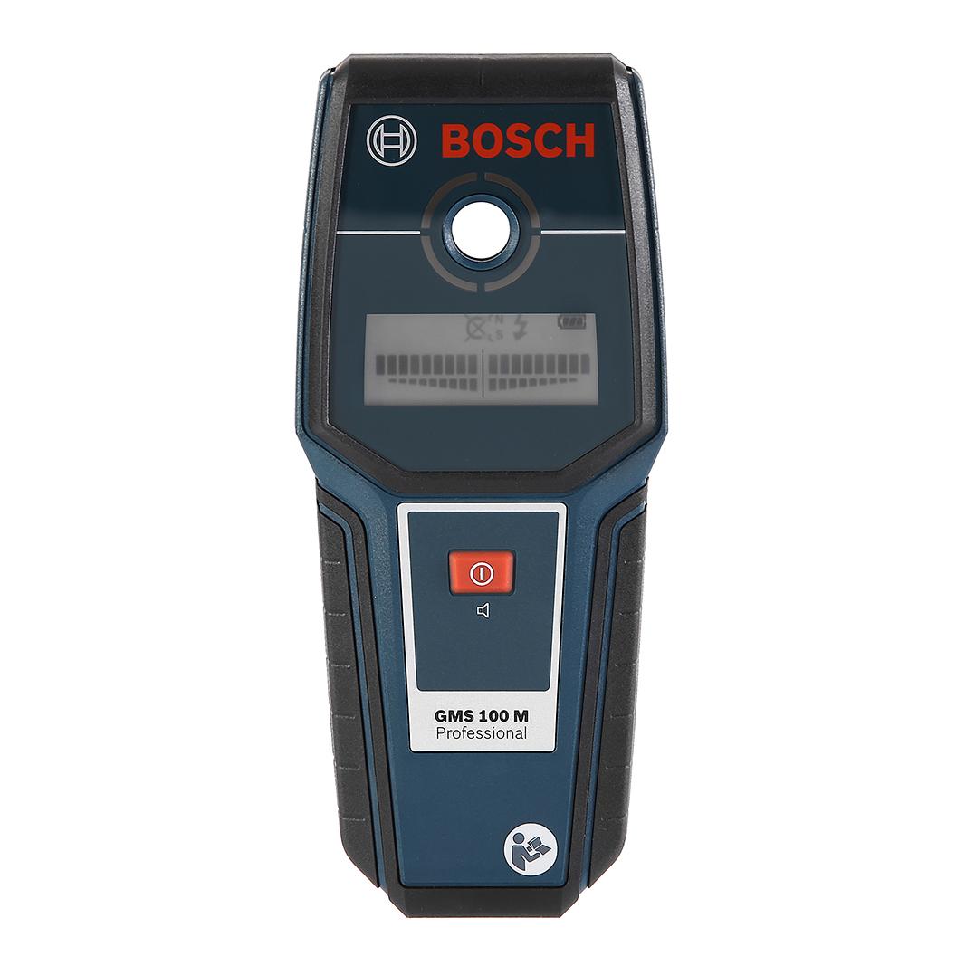 Детектор проводки Bosch Gms 100 m (0601081100)