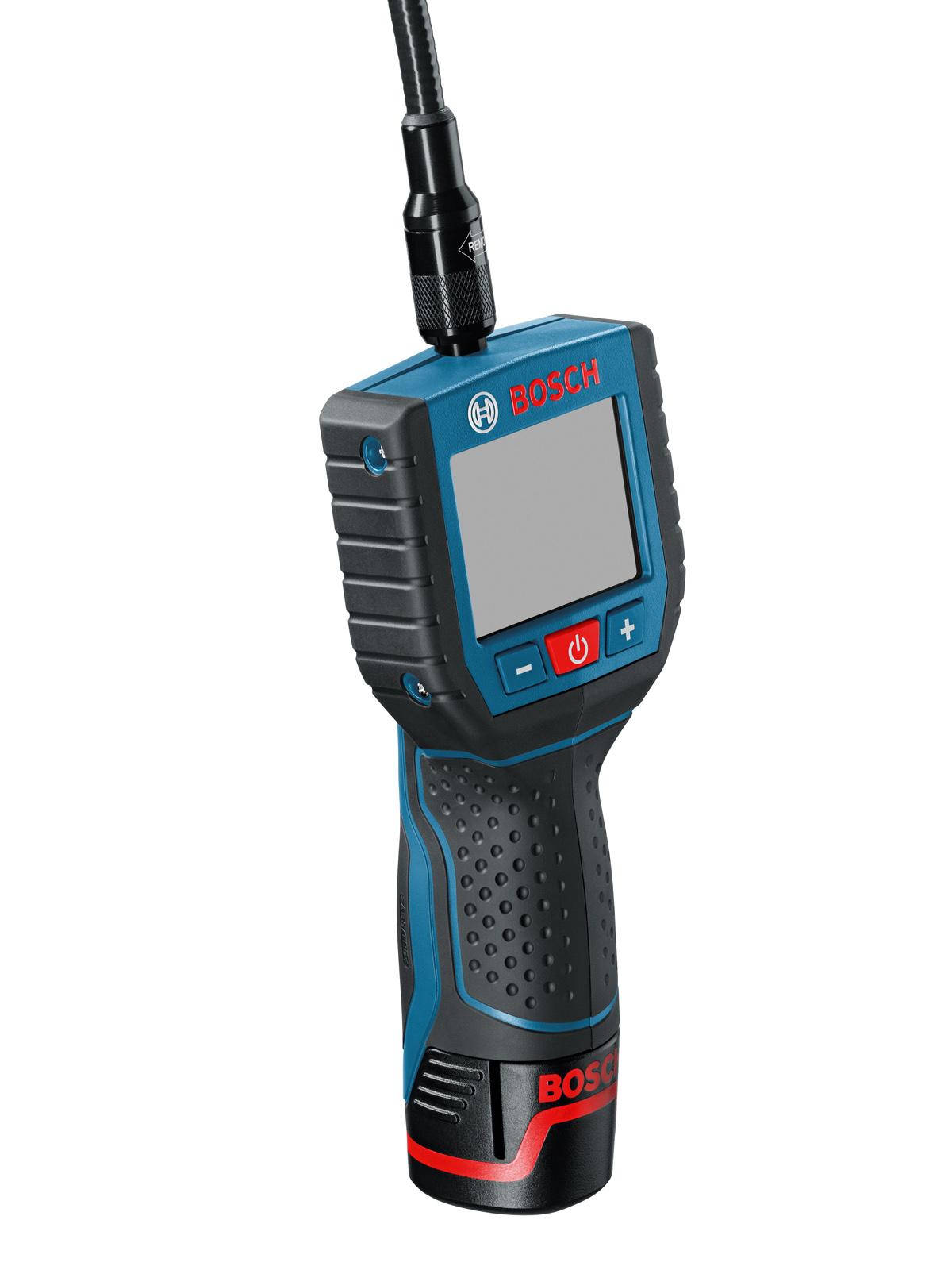 Видеоэндоскоп Bosch Gos 10,8 v-li (0.601.241.001) аккумуляторный перфоратор bosch gbh 180 li 4 0ач x2 0611911023