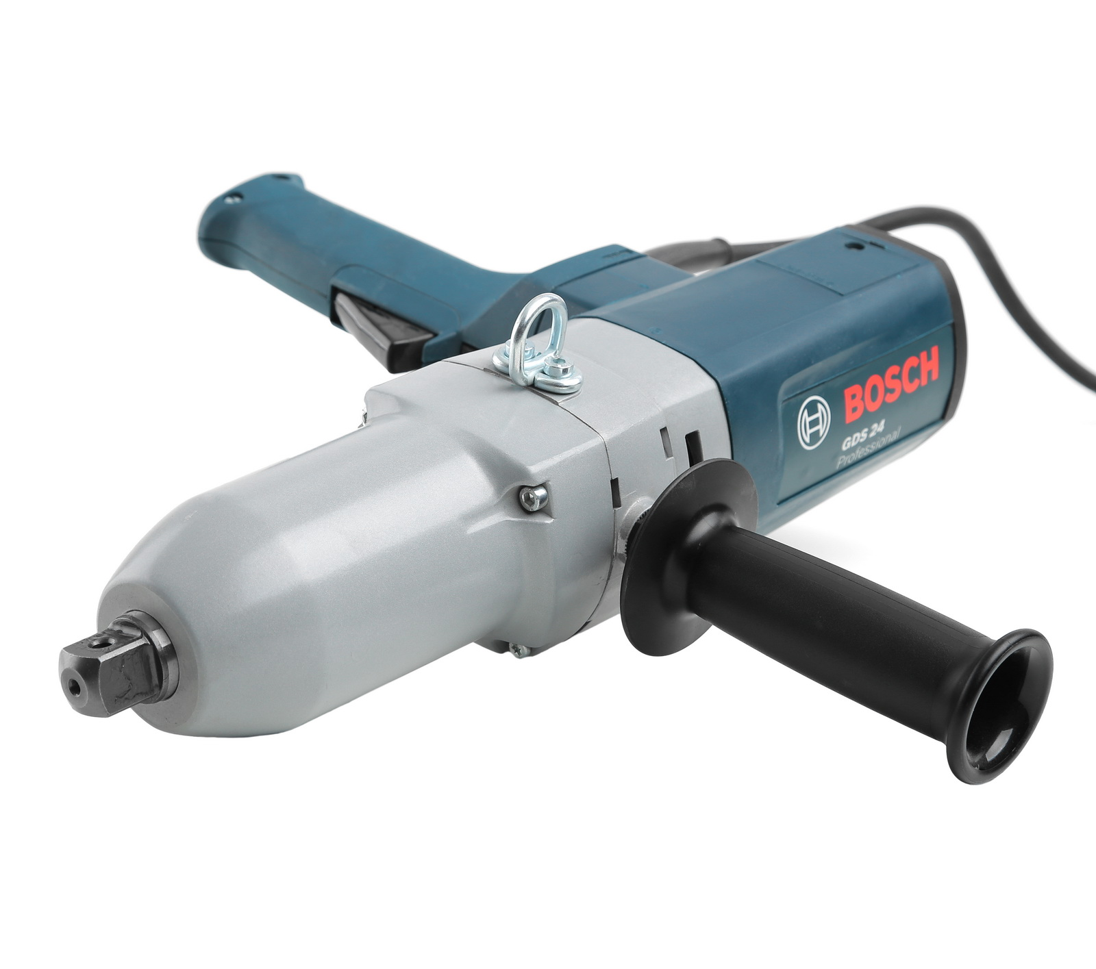 Гайковерт ударный Bosch Gds 24 (0.601.434.108) гайковерт электрический bosch gds 30 0 601 435 108 ударный