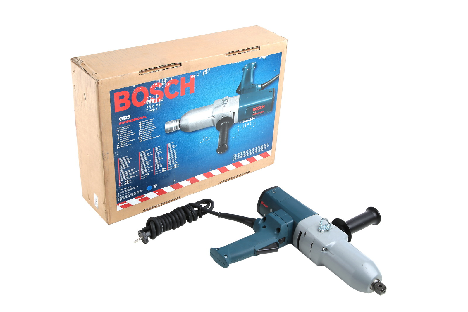 Гайковерт ударный Bosch Gds 24 (0.601.434.108)