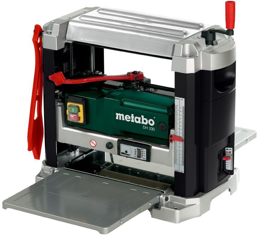 Станок рейсмусовый Metabo Dh 330 (200033000) станок деревообрабатывающий мастер универсал 2500e 2 5квт эл блок