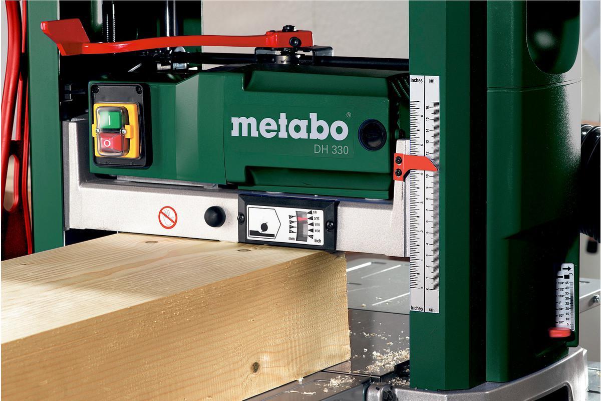 Станок рейсмусовый Metabo Dh 330 (200033000)