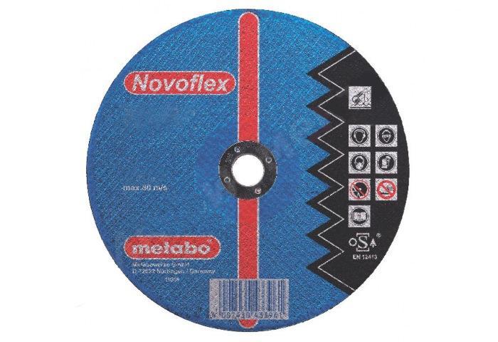 Круг отрезной Metabo 230 Х 3.0 Х 22мм (616452000) круг отрезной hammer flex 115 x 1 0 x 22 по металлу и нержавеющей стали 25шт