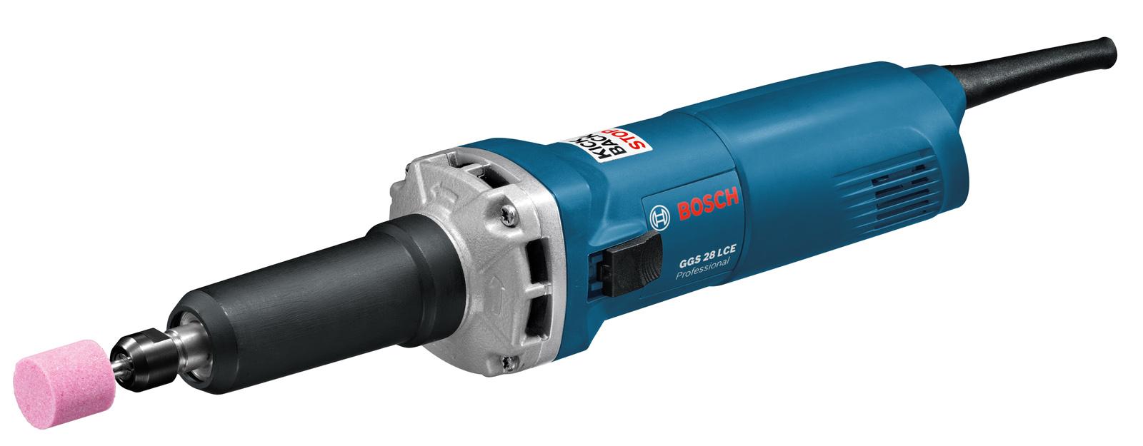 Машинка шлифовальная прямая Bosch Ggs 28 lce (0.601.221.100) гравер bosch ggs 28 lce professional