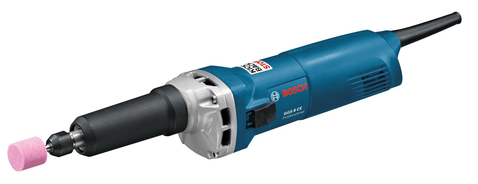 Машинка шлифовальная прямая Bosch Ggs 8 ce (0.601.222.100) цена