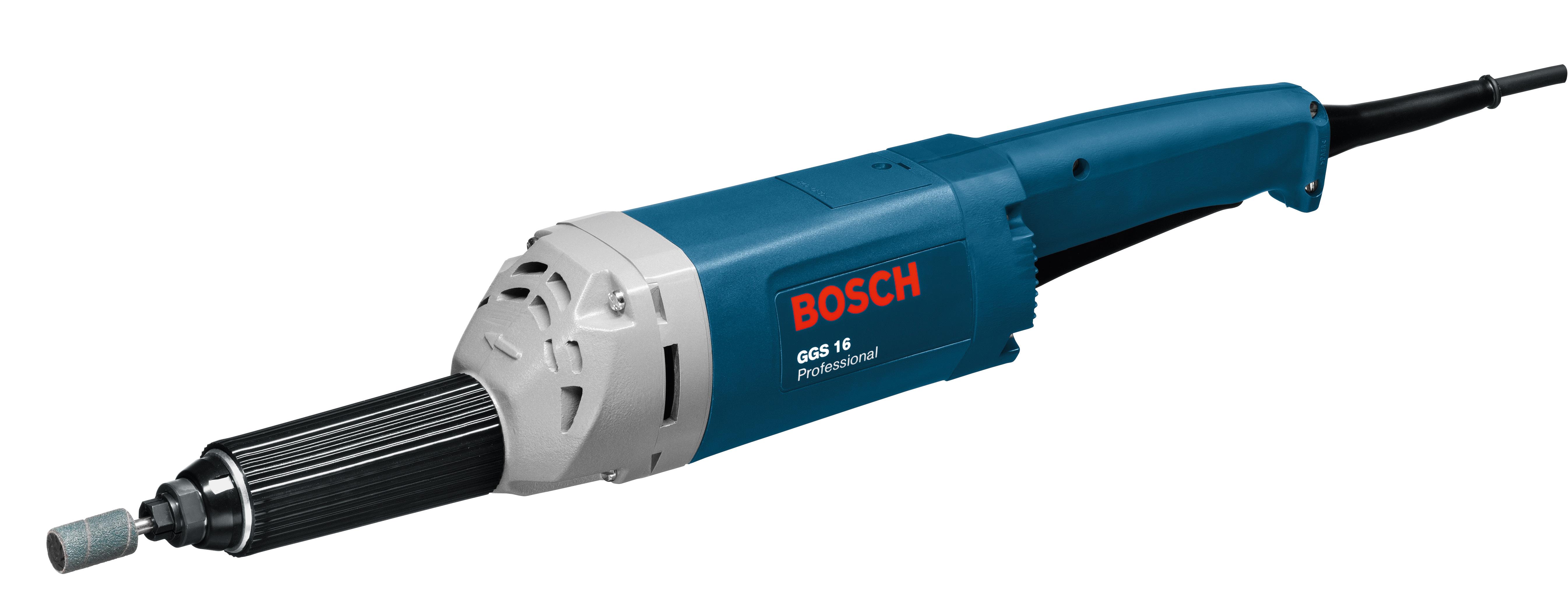 Машинка шлифовальная прямая Bosch Ggs 16 (0.601.209.103) шлифовальная машина bosch ggs 28 lc professional