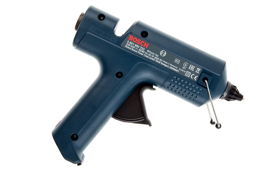 Клеевой пистолет с насадками Bosch Gkp 200 ce (0.601.950.703)