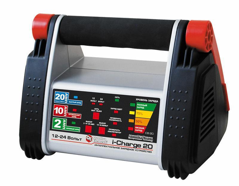 Купить со скидкой Устройство зарядное Quattro elementi 771-169i-charge20