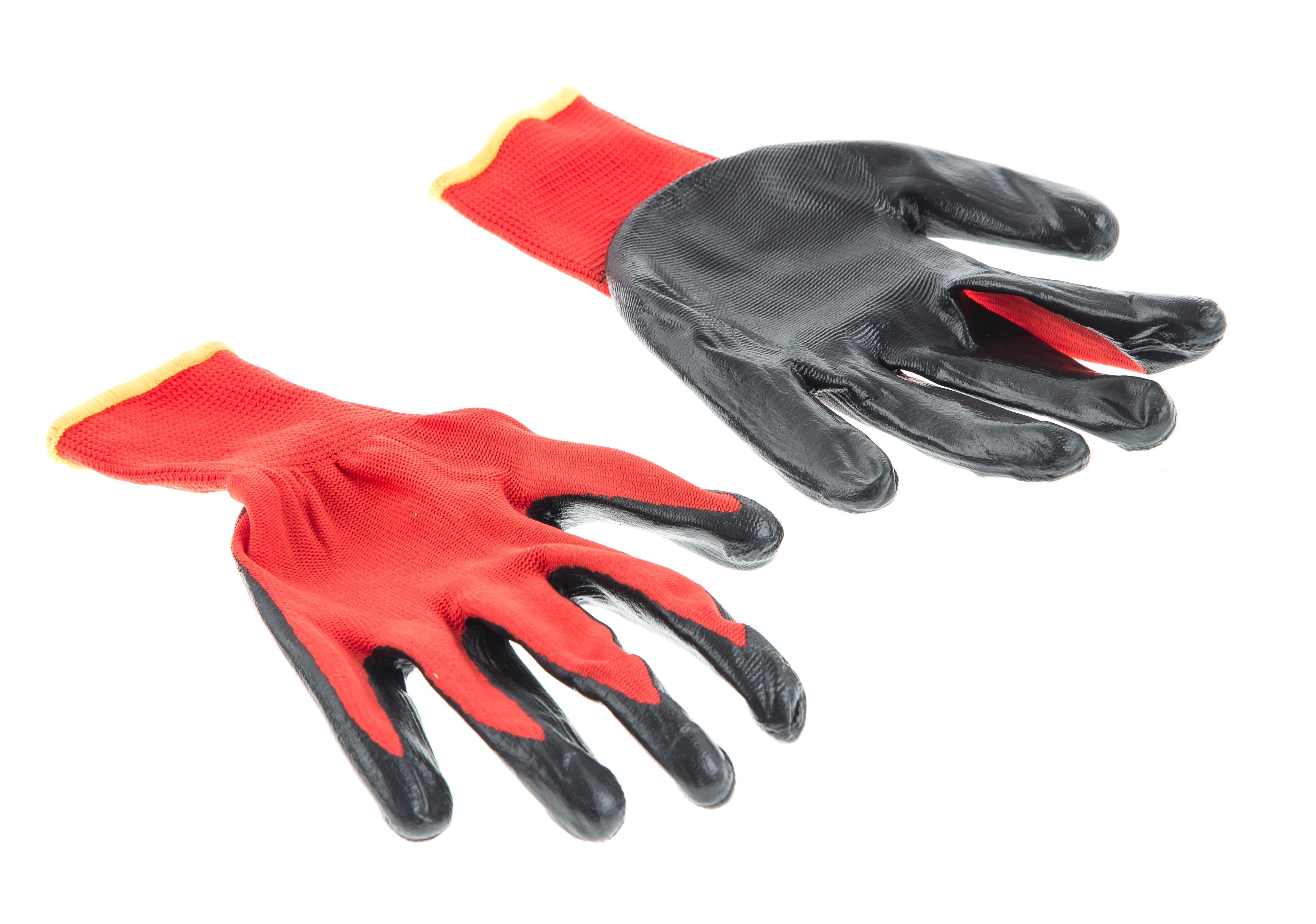 Перчатки нитриловые Hammer 230-030