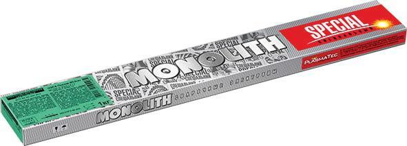 Электроды Monolith ОЗЛ-8 Д.3мм уп/1кг