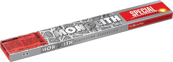 Электроды Monolith ЦЧ-4 Д 3 мм уп 1кг